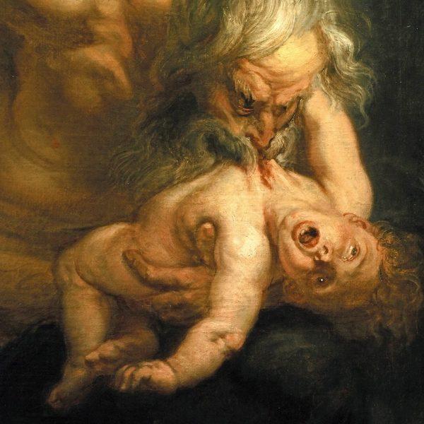 1636-Rubens_saturn-Detail